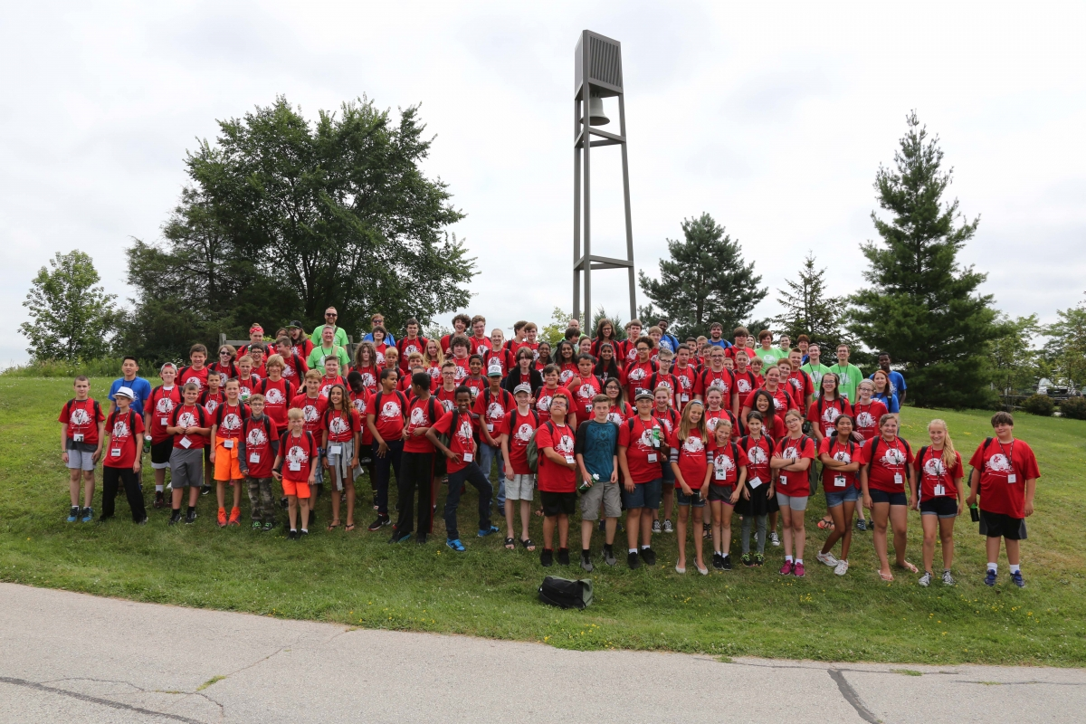 Group Photo: Summer 2017 GenCyber Camp at University of Wisconsin Green Bay